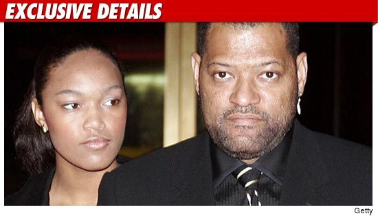 "Montana Fishburne ""Chippy D"" - Laurence Fishburne Daughter"