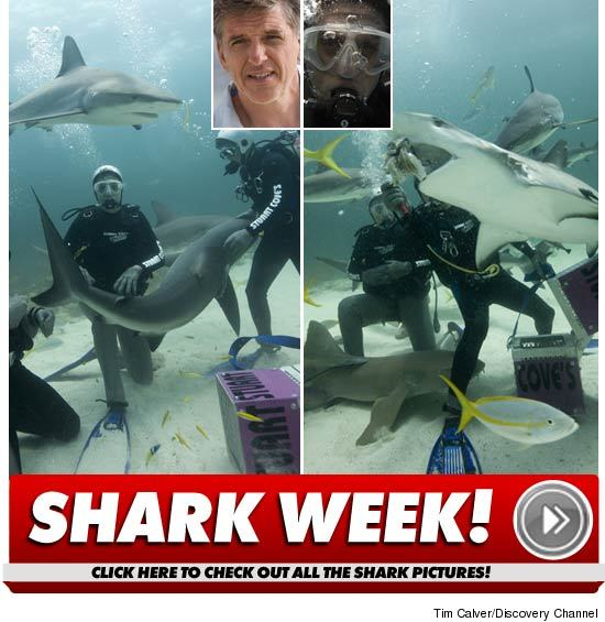 Craig Ferguson - Shark Week 2010