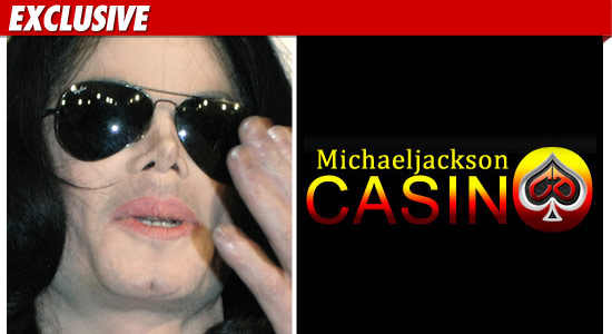 GoDaddy Lawsuit - Michael Jackson Casino