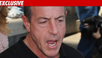 Michael Lohan: He Slashed My Neck