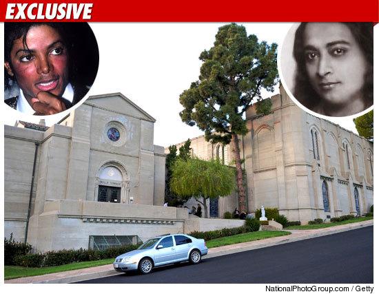 Según TMZ: Mausoleo de MJ – ¿Quién está preparado para hacer Yoga? == MJ Mausoleum — Who's Ready for Yoga?