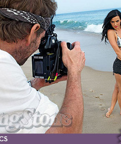 Katy Perry's Sexy Rolling Stone Shoot