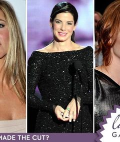 Sandra Bullock -- Forbes' Highest Paid Actresses