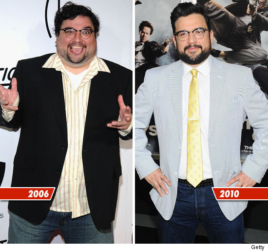 Horatio Sanz Weight Loss