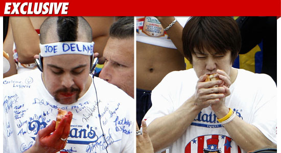 Kobayashi Hot Dog Contest