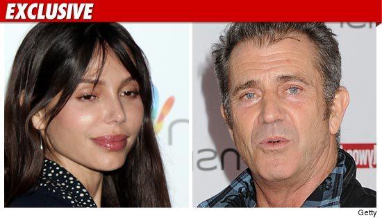 Mel Gibson Oksana Custody