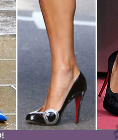 Guess the Louboutins!