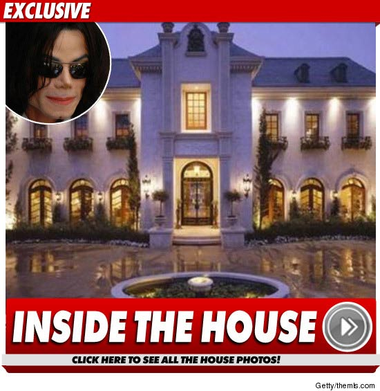 Holmby Hills - Inside Michael Jackson's House