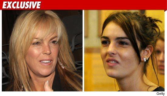 Lindsay Lohan Rehabilitation