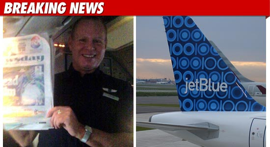 Steve Slater - Jet Blue Flight Attendant