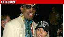 Rodman's Wife -- The Worm Got Me Evicted ... TWICE