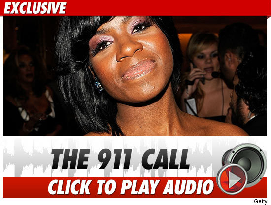 Fantasia Barrino 911 Call Audio