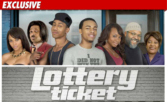 Lottery Ticket Cast