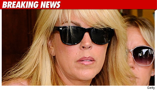 Dina Lohan On Today Show With Matt Lauer