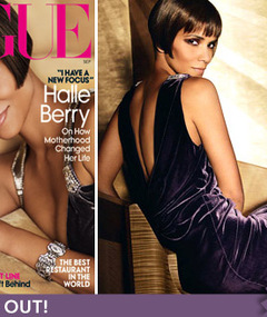 Halle Berry Is So In Vogue
