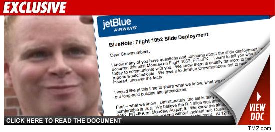 JetBlue Steve Slater