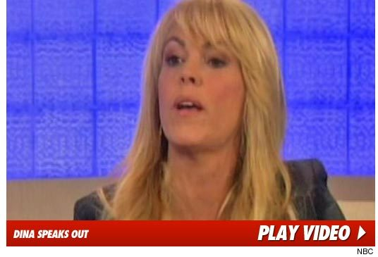 Dina Lohan NBC Interview