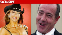 'Rock of Love' Star: Michael Lohan Scares Me to Death