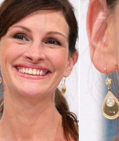 Julia&#039;s Jeweled Earrings -- How Much It Cost?