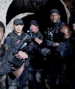 &quot;Expendables&quot; Expected to Dominate Again