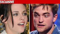 Pattinson & Kristen Stewart -- Cops to the Rescue