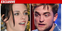Pattinson &amp; Kristen Stewart -- Cops to the Rescue