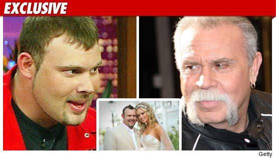 And, Paul Teutul Jr Married