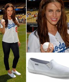 &quot;90210&quot; Star&#039;s Cute Kicks -- How Much It Cost?