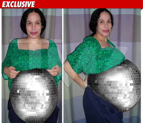 Octomom Nadya Suleman Dancing With the Stars