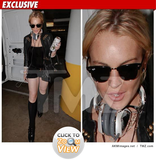 Lindsay Lohan Released