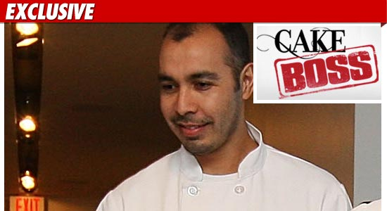 "TMZ has learned one of the stars of ""Cake Boss"" has been arrested for"