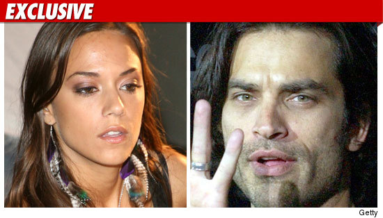 Johnathan Schaech and Jana Rae Kramer Divorce