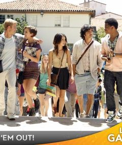 School&#039;s Back for &quot;90210&quot; -- Sneak Peek Pics!