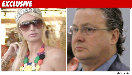 Paris Hilton Lawyer