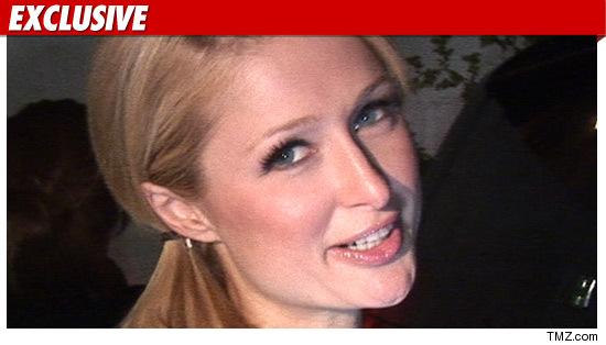 Paris Hilton Cocaine in Purse