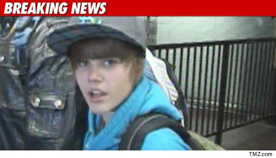 Justin Bieber Sick