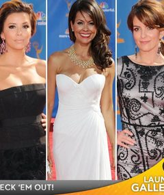 2010 Emmys -- Hot Photos!