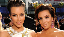 Kim K vs. Eva Longoria: Who'd You Rather?