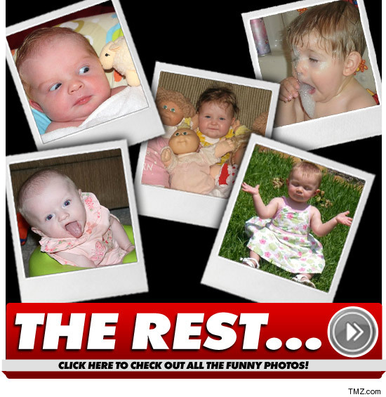 tmz s funny baby face contest    final 5    tmz com