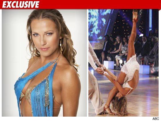 Hot-bodied professional dancer Edyta Sliwinska claims she's officially done ...