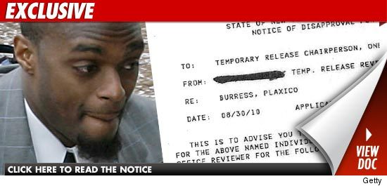 Plaxico Burress Jail