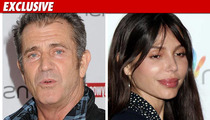 Mel Gibson Cop Interview -- 3rd Time's the Charm?
