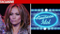Jennifer Lopez -- 'American Idol' Deal Imminent