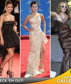 Top 10: Week's Best Dressed