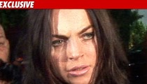 Lindsay Lohan -- Hangin' With Murderers
