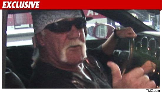 Hulk Hogan Hospitalized