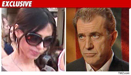 Mel Gibson Oksana Money