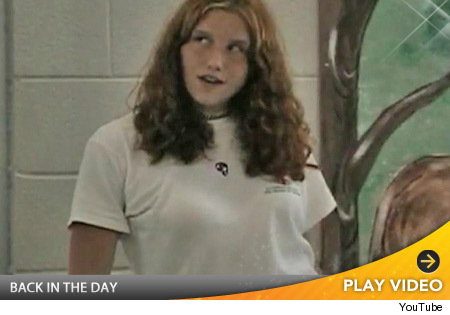 kesha pictures in high school. High School#39;s band camp.