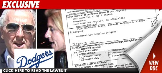 Dodgers Lawsuit