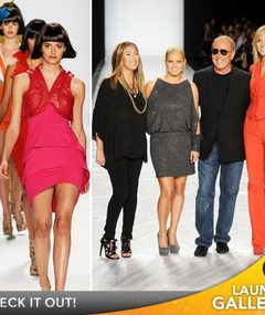"""Project Runway"" at Fashion Week!"